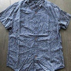 Button down j. Crew shirt